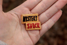 "Gravity Falls inspired ""Mystery Shack"" Resin pin"