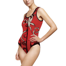 God Given Ass - Bowie inspired Women's Classic One-Piece Swimsuit