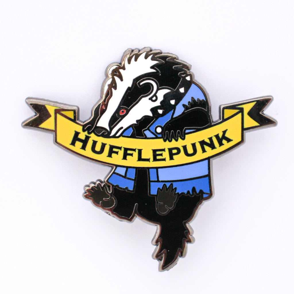 Hogwarts House Pins,