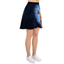 Bat out of Hell Two -Skater Skirt