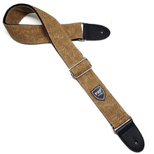 Guitar Strap 'Brown Denim'