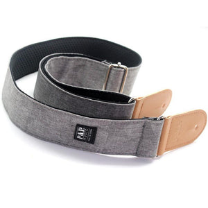 "Guitar Strap ""Grey Star"" - BeaGuitarLegend.com"