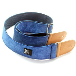 Guitar Strap Blue Star Straps