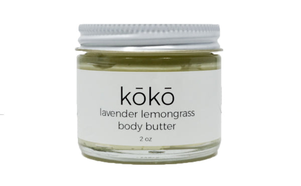 Lavender Lemongrass Body Butter
