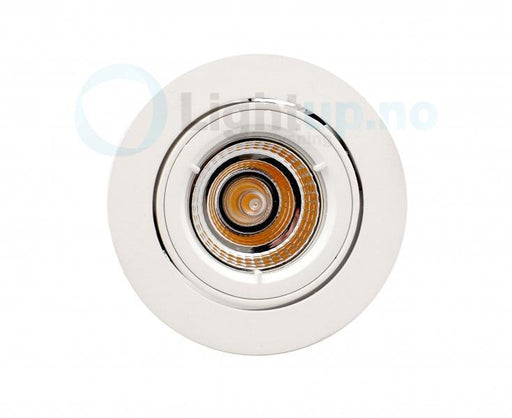 Merkur LED-downlight 6W RA90 2700K