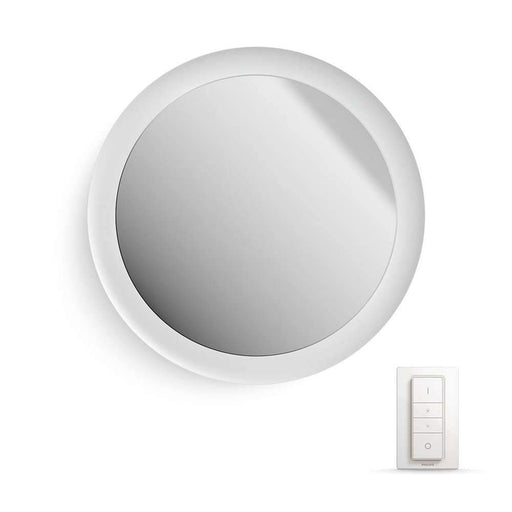 Philips Hue Adore Bathroom lampespeil, hvit