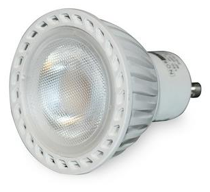 Mainhouse dim to warm 5W GU-10 LED - LED-pære GU10. Fra NorDesign