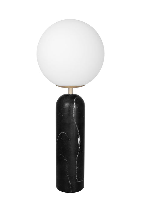Torrano bordlampe - Hvit - Bordlamper. Fra Globen Lighting