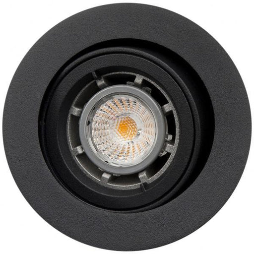 Jupiter outdoor 6,5W LED downlight svart