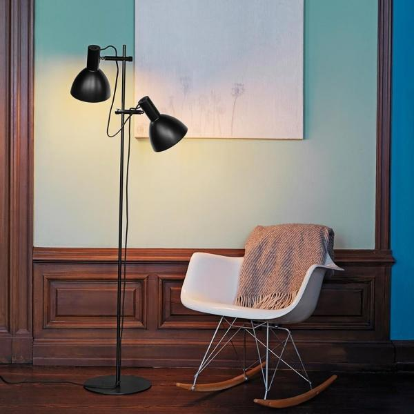 Baltimore Bordslampa - Svart - Bordlamper. Fra Halo Designs