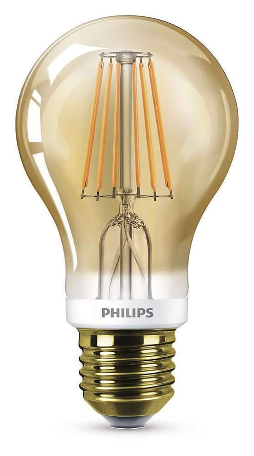 Philips 7,5W dimbar LED, flamme 60mm
