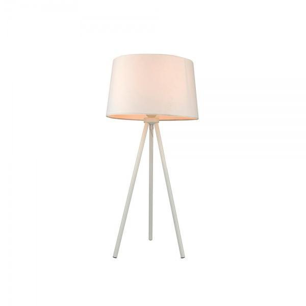 Blend Bordslampa - Vit - Bordlamper. Fra Halo Designs
