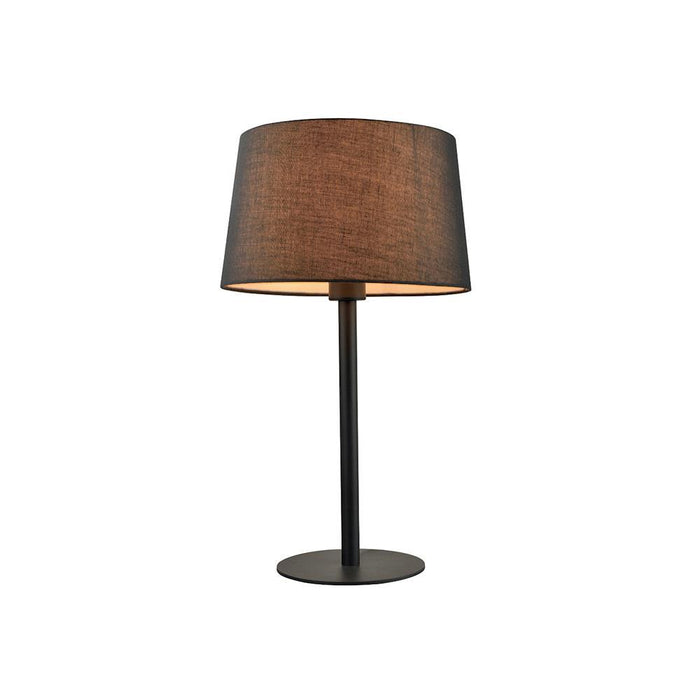 Blondy bordlampe - Sort - Bordlamper. Fra Halo Designs