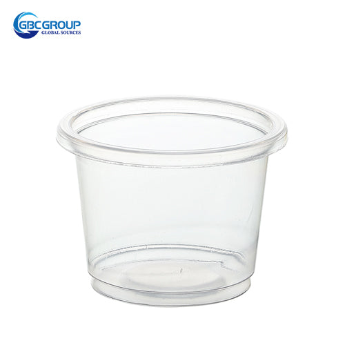 PC-100 1oz Clear Portion Cup 2500/CS