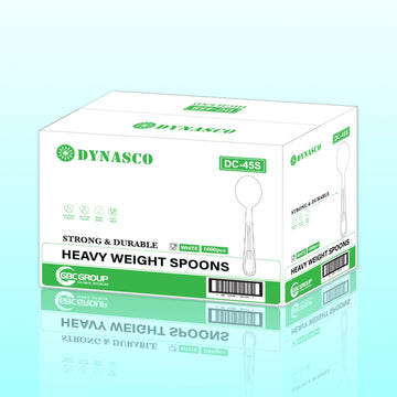 DC-45S Heavy Weight Soup Spoon 1000/CS