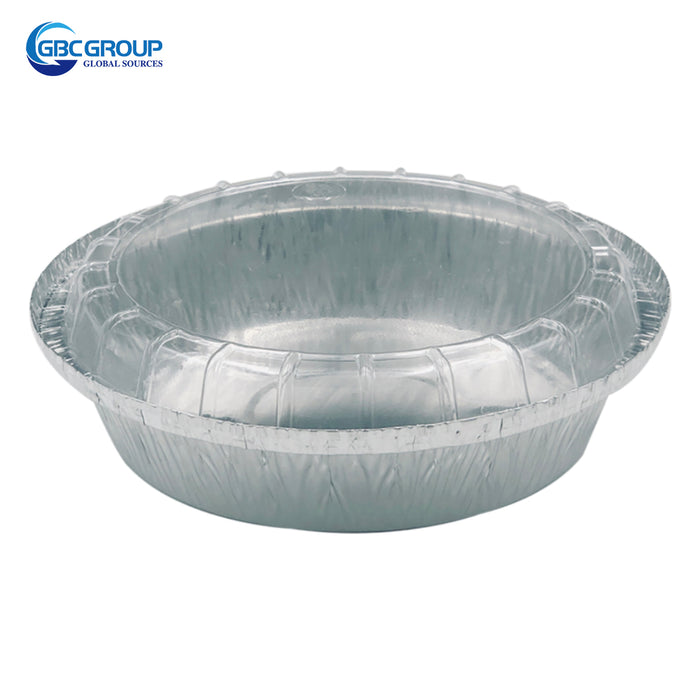 "DL-800 8"" Clear Dome Lid 500/CS"