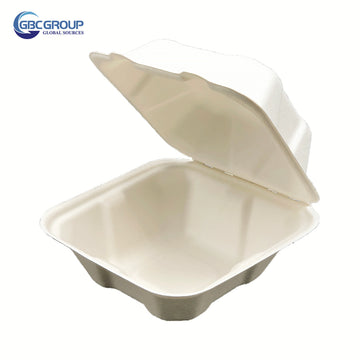 GD-551 MEDIUM SIZE FIBER SANDWICH CONTAINERS 4x125/CS
