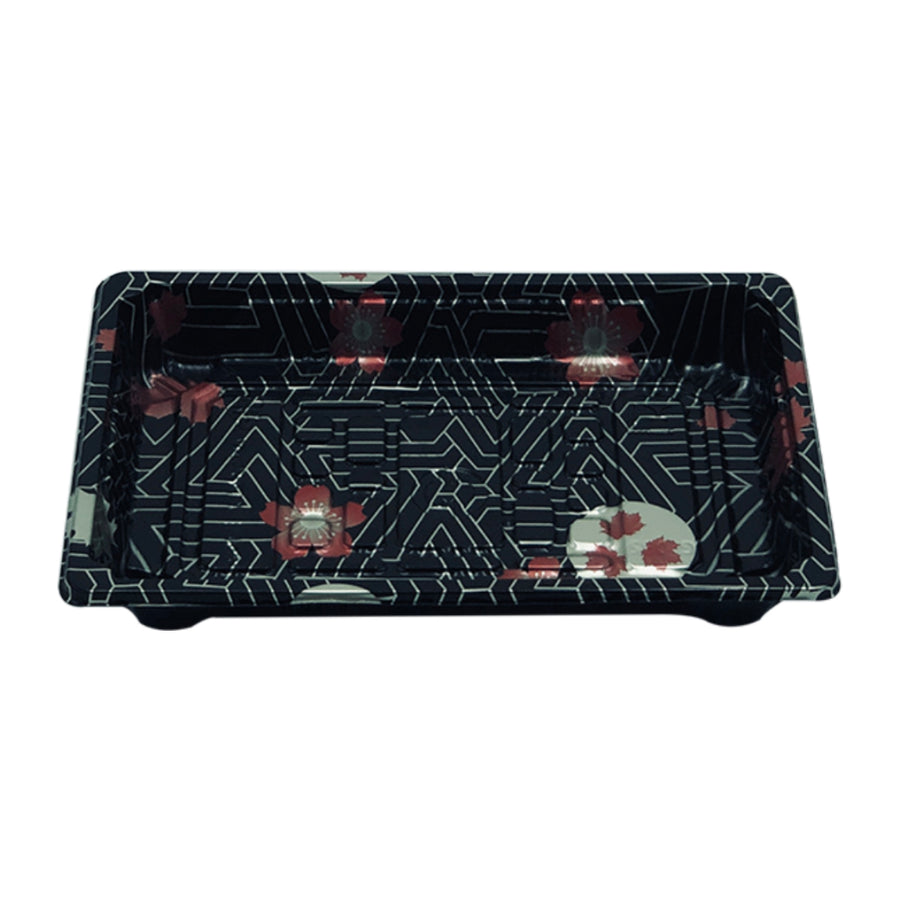HQ-08 Sushi Tray With Lid*1200Set/CS