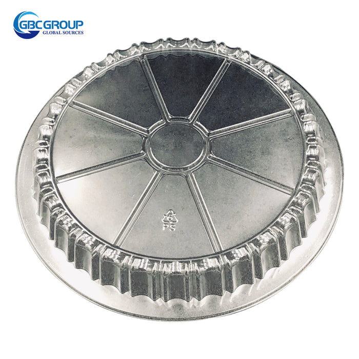 KY-800 Clear Dome Lid 500/CS