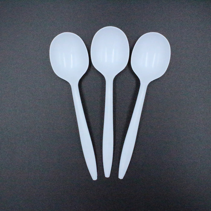 DC-25S Medium Weight Soup Spoon 1000/CS