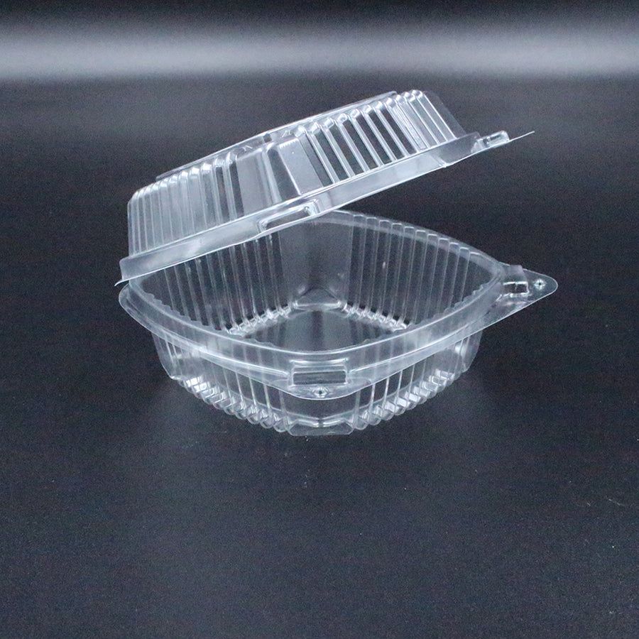 HL-551 Clear Hinged Container 375/CS