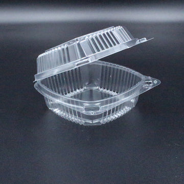 HL-661 Clear Hinged Container 500/CS