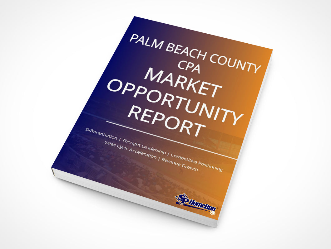 Palm Beach County CPA Market Opportunity Report (Team License)