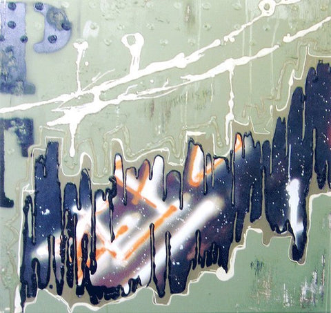 Roxanne Gooderham Abstract Painting 2006