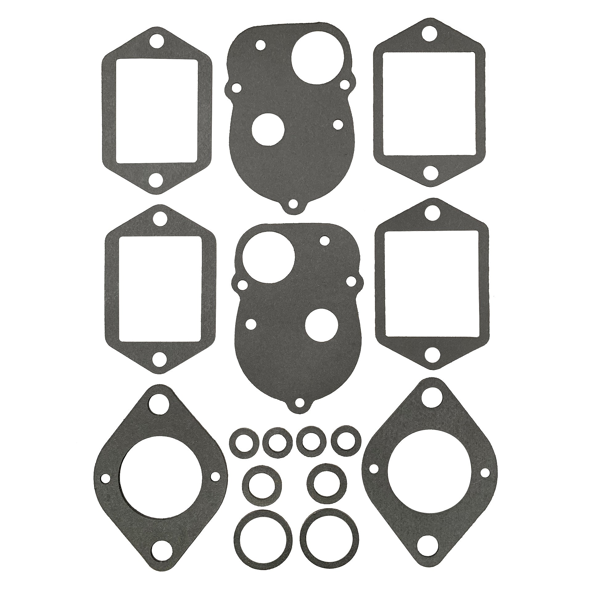 Complete Gasket Set, V-16 and V-12, All years, All Models