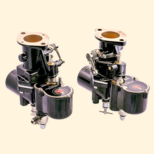 1934 to 1937 Cadillac V-16 Carburetors (Pair)