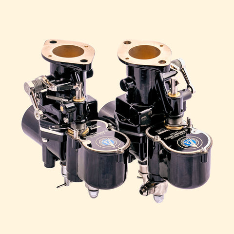 1934 to 1938 Cadillac V-12 Carburetors (Pair)