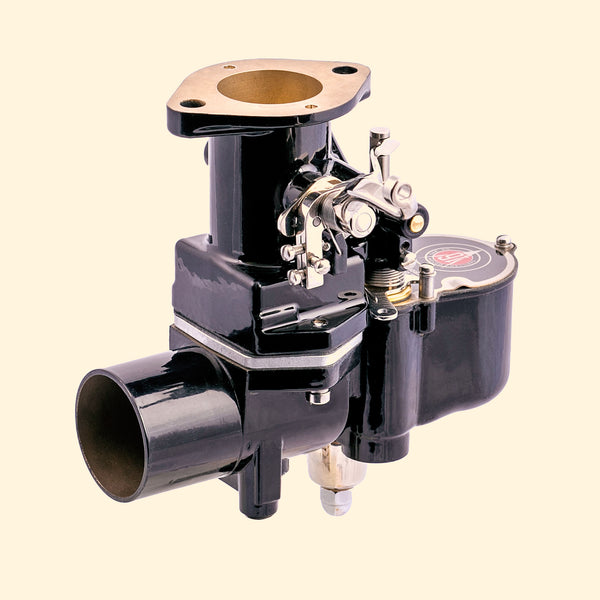1930 to 1931 Cadillac V-16 Carburetors (Pair),         REPLACE YOUR JOHNSON CARBURETORS WITH DETROIT LUBRICATOR MODEL 51 CARBURETORS