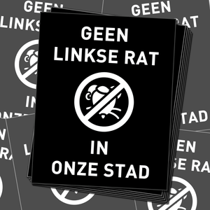 50X Linkse Rat