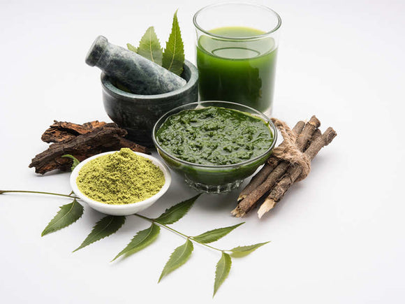The Benefits of Neem - The herb that heals.