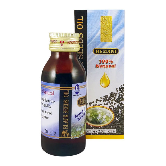 Hemani Black Seed Essential Oil, 60ml