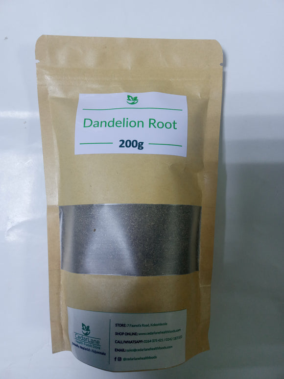 Dandelion Root Powder 200g