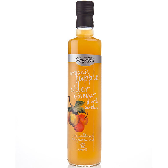 Rayner's Apple Cider Vinegar (With the Mother) - 500ml
