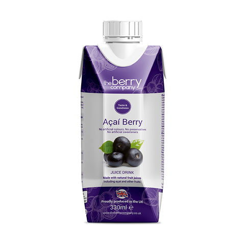 Acai Berry, 330ml, The Berry Company