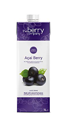 Acai Berry Juice, 1 Litre, The Berry Company