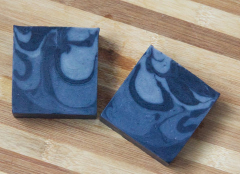 Activated Charcoal Facial Bar Soap for Combination Skin