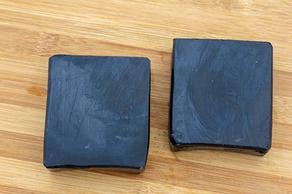 EarthMother Activated Charcoal Facial Bar Soap for Oily Skin