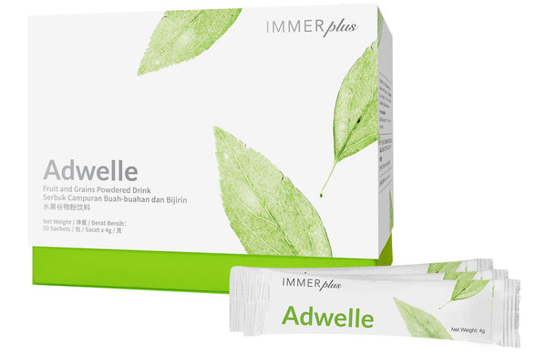 ADWELLE, Plant Based Enzyme, Satchet