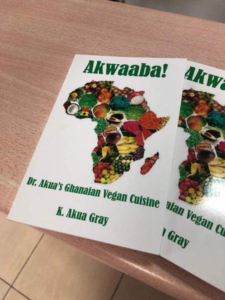 Akwaaba Vegan Cookbook