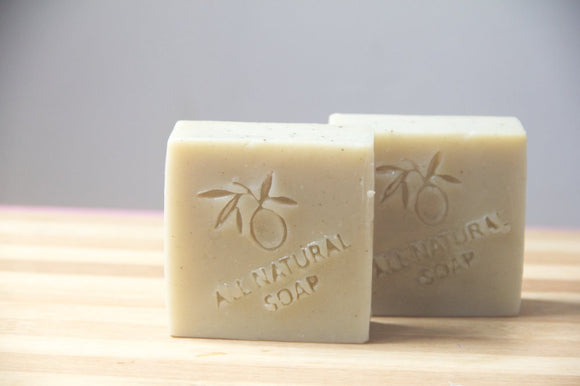 EarthMother Betonite Clay Bar Soap for Sensitive Skin