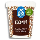 Blue Skies 125ml Coconut Ice Cream, Dairy Free, Vegan