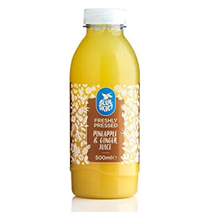 Blue Skies Ginger and Pineapple Juice, 500ml