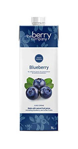 Blueberry Juice, 1 Litre, The Berry Company