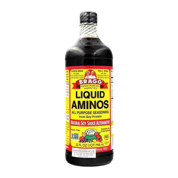 Braggs Liquid Aminos Promotional Offer 946ml