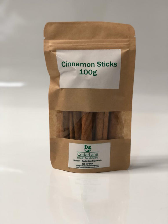 Cinnamon Sticks 100g