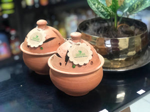 Candles, Citronella in Terracota Pot, Small